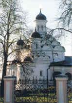 Храм Святой Троицы в Хорошеве (1596-1598 г.г.)