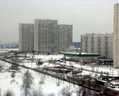 Строгинский бульвар